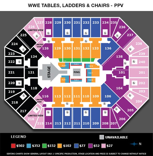 Seating Charts | Target Center