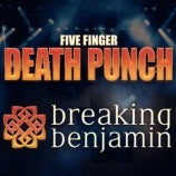 Just announced: Five Finger Death Punch x Breaking Benjamin