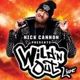 Just announced: Nick Cannon Presents - Wild 'N Out Live
