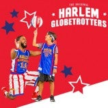 Just announced: Harlem Globetrotters