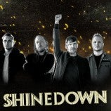 Just announced: Shinedown