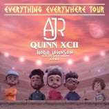 Just Announced: AJR and Quinn XCII - Everything Everywhere Tour on August 9 at Target Center