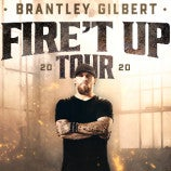 BRANTLEY GILBERT TURNS UP THE HEAT IN 2020 WITH NEW FIRE'T UP TOUR