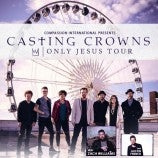 Just announced: Casting Crowns