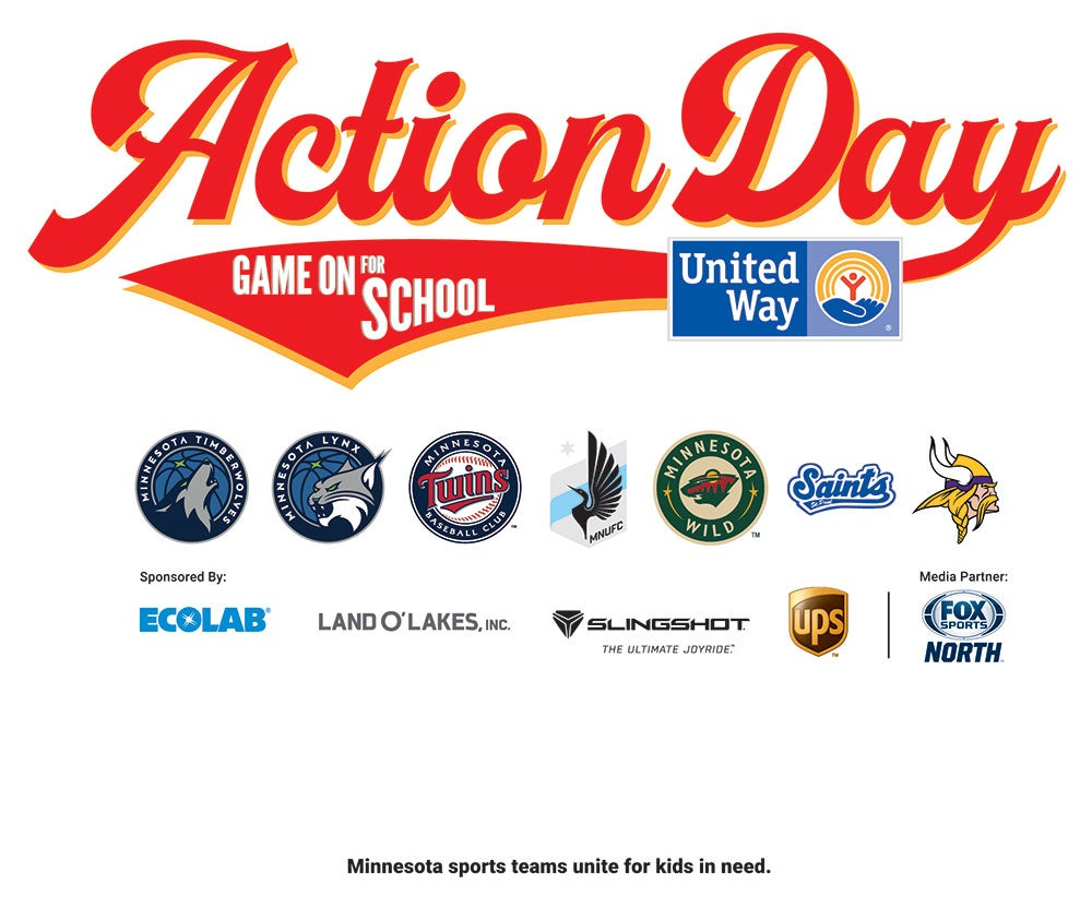 United Way Action Day | Target Center