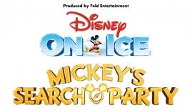 Just announced: Disney on Ice Presents: Mickey's Search Party
