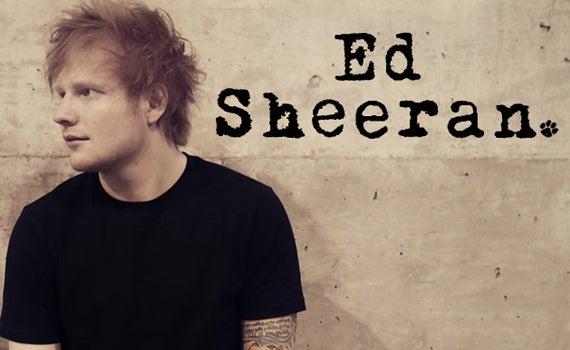 Ed Sheeran Target Center