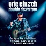 Just announced: Eric Church