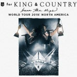 Tour Announcement: See for KING & COUNTRY this fall