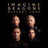 Just Announced! Imagine Dragons: Mercury Tour on February 27, 2022