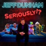 'Jeff Dunham: Seriously!?' World Tour Laughing Its Way into Target Center on Thursday, December 30, 2021