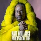 Katt Williams on Friday, November 19, 2021 at Target Center