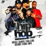 Just announced: Legends of Hip Hop