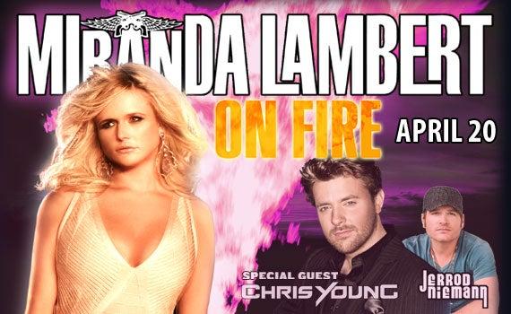 Miranda Lambert Spotlight
