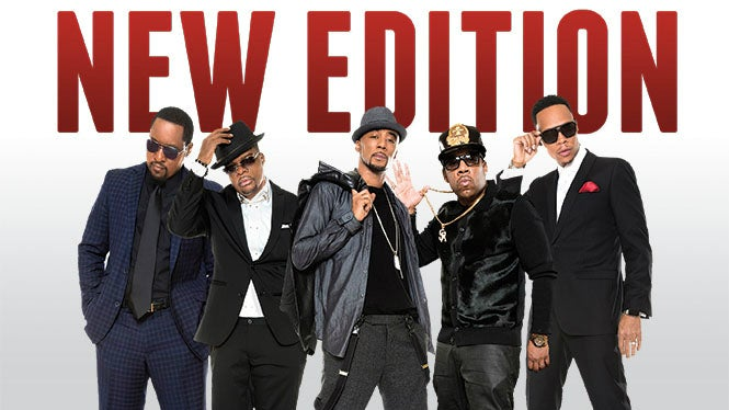 New edition with special guest babyface target center new edition with special guest babyface malvernweather Image collections